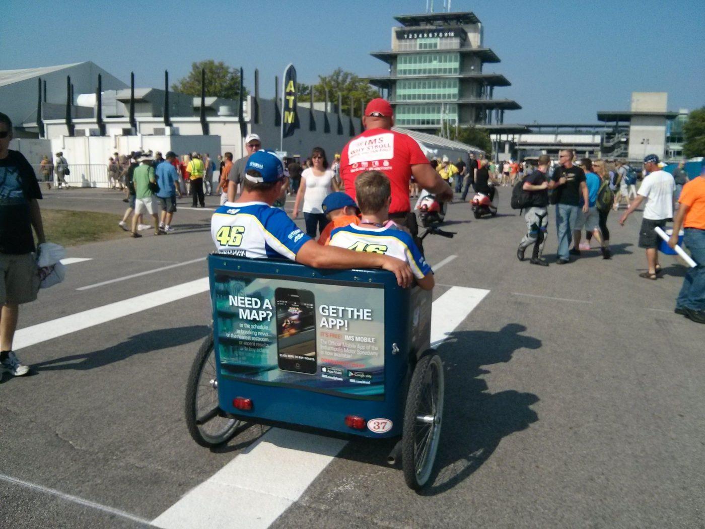 Indianpolis Motor Speedway